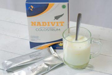 Nadivit Kolostrum Bisa Membantu Melawan Infeksi Gastrointernal (Masalah Usus)